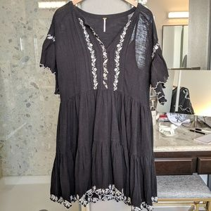 Free People Dress - Black